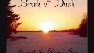 Break of Dusk - Fading Light