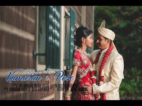 Kumaran + Rose | Wedding Film | 16.06.2017 | Hilton Durban