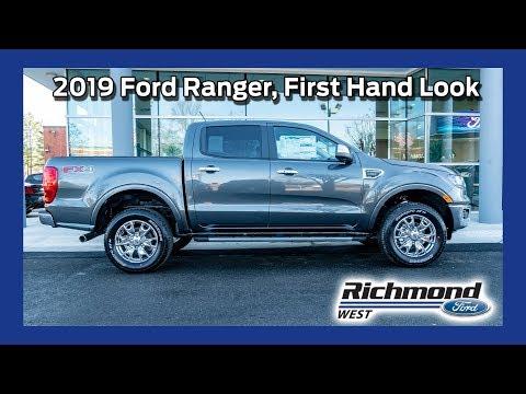 2019 Ford Ranger Walk Around: POV Walk Around