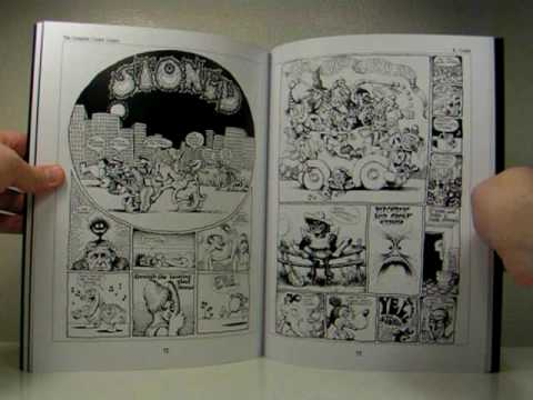 "The Complete Crumb Comics Vol. 4: ""Mr. Sixties!"" by Robert Crumb - video preview"