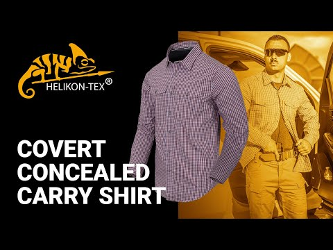 Helikon-Tex - Covert Concealed Carry Shirt