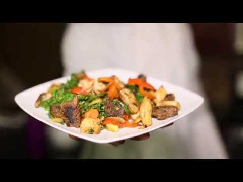 Healthy Dinner Ideas | Protein & Veggies