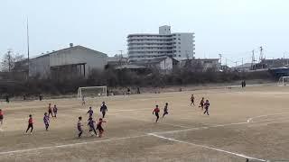 2018.2.25  四国少年サッカー四国交歓大会 多肥vs昭和南海 thumbnail