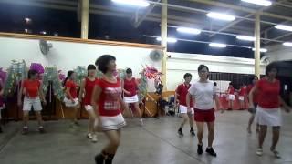 line dance Funkalicious