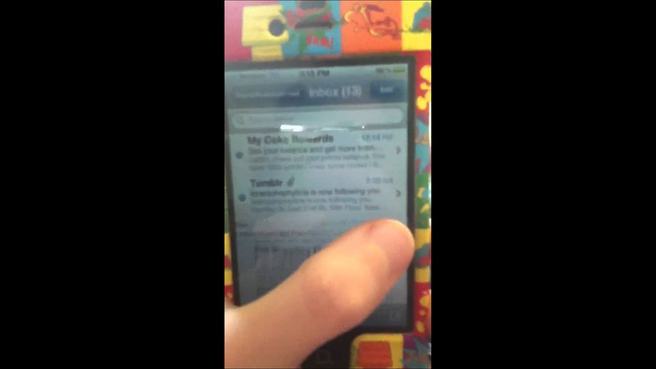 how to delete contacts from iphone 4s