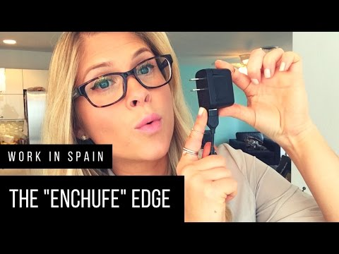 "HOW TO GET A JOB IN SPAIN | You need an ""ENCHUFE!"""
