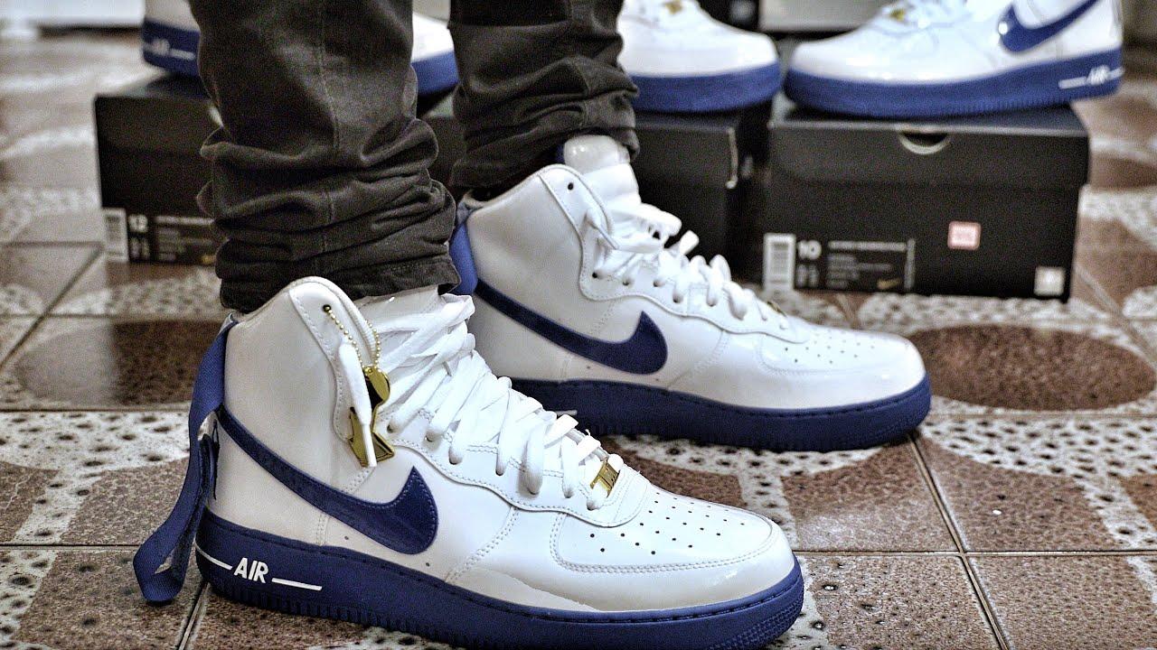 Nike Air Force 1 High Rasheed Wallace