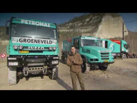Iveco Dakar Rally Truck with Gérard de Rooy - Fifth Gear