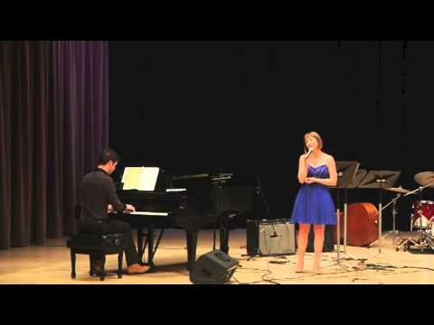 Make You Feel My Love from my Graduate Recital April 2014