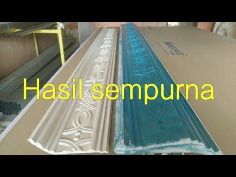 Fiberglass molds || tutorial membuat cetakan dari resin.