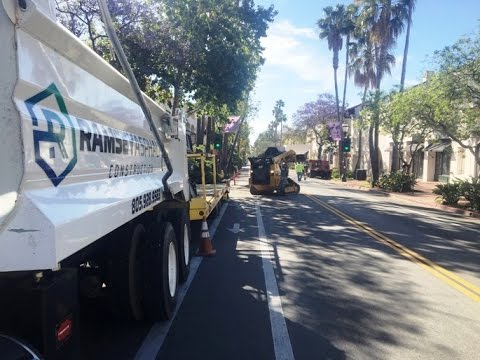 Parking Lot Repair Santa Barbara Company (805) 928-9583