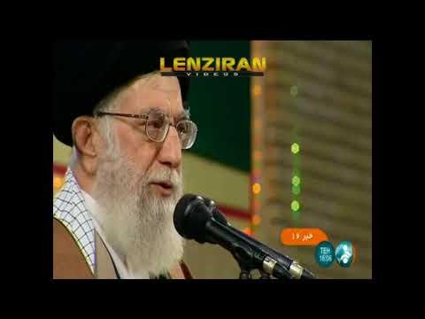 AYATOLLAH KHAMENEI REACTION TO AHMADINEJAD AND MASHSEI