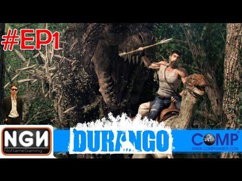 เกมมือถือ Durango #EP1 หนีตายจากโลกไดโนเสาร์ !!