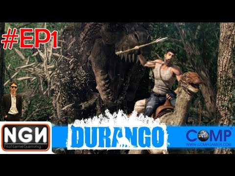 Durango #EP1 เกมมือถือแนว MMO หนีตายจากโลกไดโนเสาร์ (CBT)