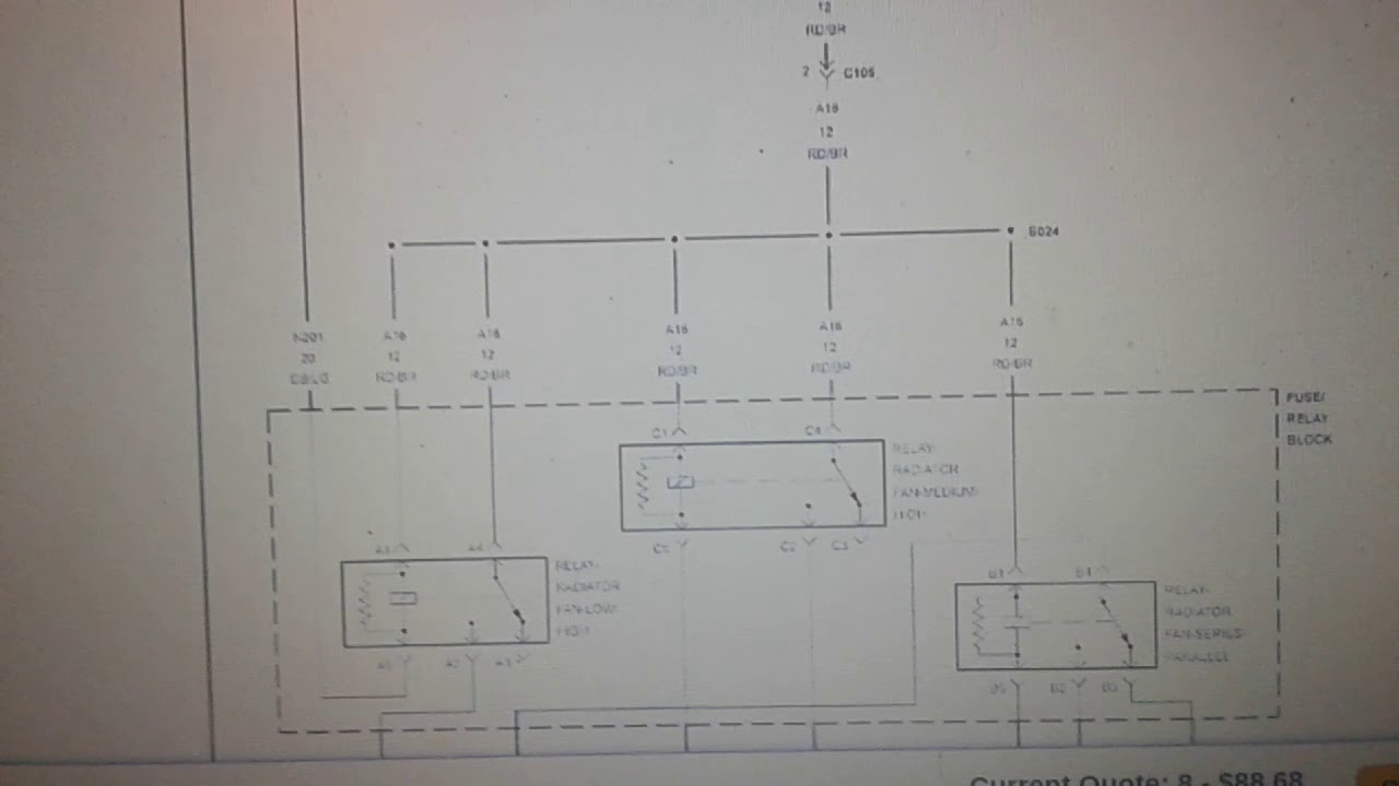 Dodge Caliber 07 Relay Diagram