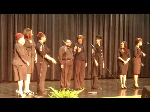 Kennedy-Curry Middle School's Gospel Explosion Black History Program