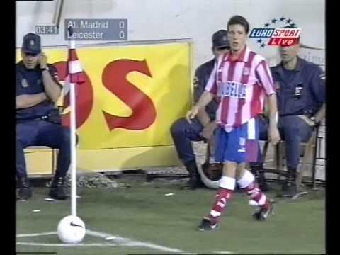 Atlético Madrid 2-1 Leicester City- 16 Sept 1997 (First Half)