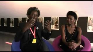 Rencontre avec Hubert Laba Ndao et Prudence Maïdou