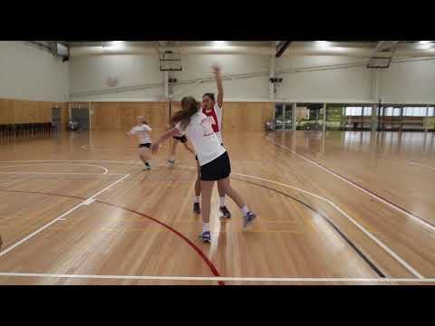Netball Advantage Course 102 Unit 2 - Observing Players Skills