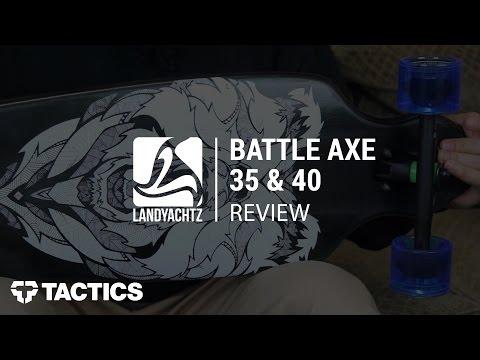 Landyachtz Battle Axe 35