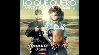 Amara Ft. Fuego-Lo Que Quiero (Remix)(Electro Merengue)