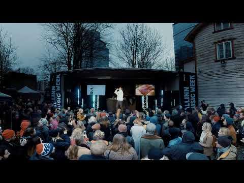 Tallinn Music Week Tommy Cash concert 360 degrees 4