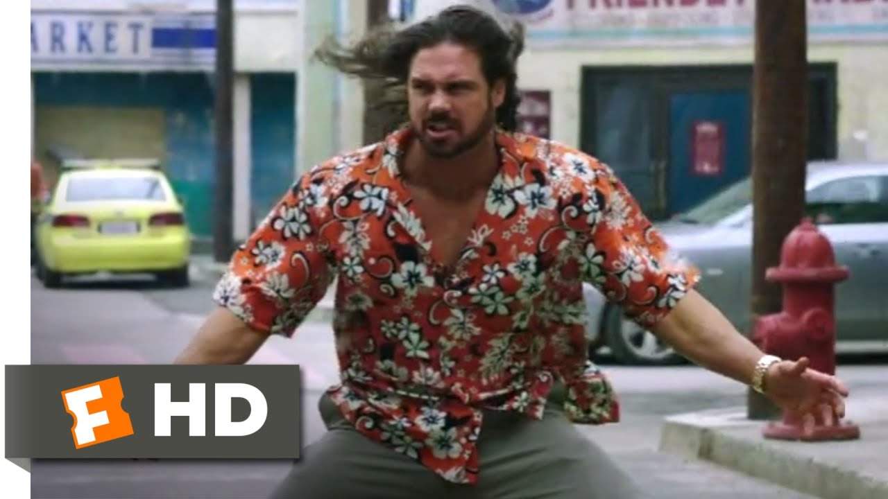 Download Sharknado 5: Global Swarming (2017) - Brazilian Car Chase Scene (8/10)   Movieclips