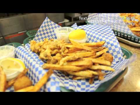 Gluten FREE Fish And Chips Las Vegas; Lazy Joe's Fish And Chips