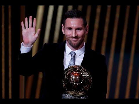 ميسي يتوج بجائزة الكرة الذهبية السادسة ويتربع على عرش لاعبي العالم  - 23:59-2019 / 12 / 2