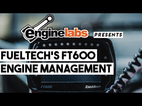 FuelTech's FT600 Engine Management System Controls BlownZ06 Hemi