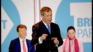 Nigel Farage, Richard Tice, Annunziata Rees-Mogg: Brexit Party Rally, Nottingham, 20.04.2019 (w/Q&A)