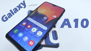 Samsung Galaxy A10 - A Solid Samsung Budget Smartphone