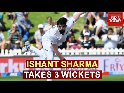 India Vs New Zealand: NZ 216/5 At Stumps On Day-2