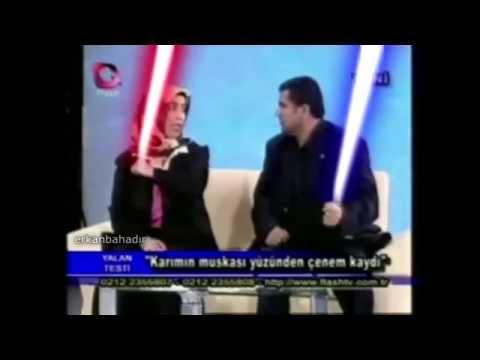 Melek Subaşı Star Wars Edition - Sen 3 Milyar 750 Milyon