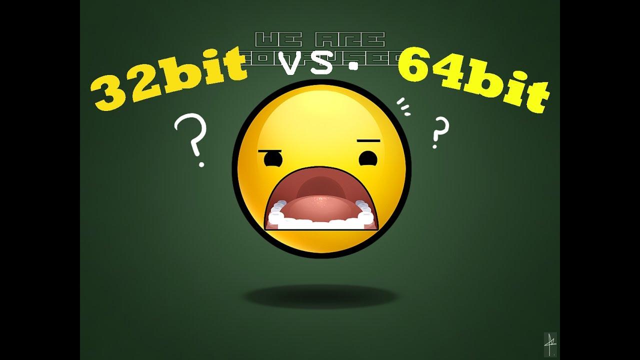 Sự khác nhau giữa 32-bit và 64-bit? (CPU) - Không Phải Ai Cũng Biết |  Techquickie | Vietsub