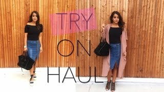 Try On Haul Sheinside ♡