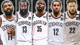 Ranking the Top 10 Starting 5's in the NBA Today (2021)