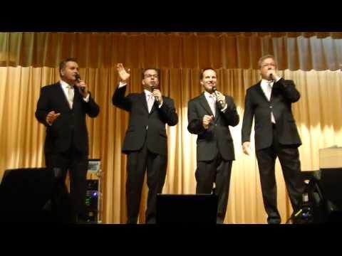 The Blackwood Brothers Quartet sings Goodbye Egypt, Hello Canaanland
