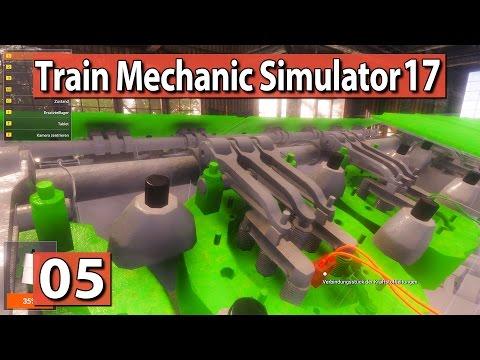 TRAIN Mechanic Simulator 2017 #5 ► SCHAFFEN wir DREI Aufträge je Folge?