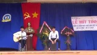 Xinh tươi Việt Nam Guitar-Cajon