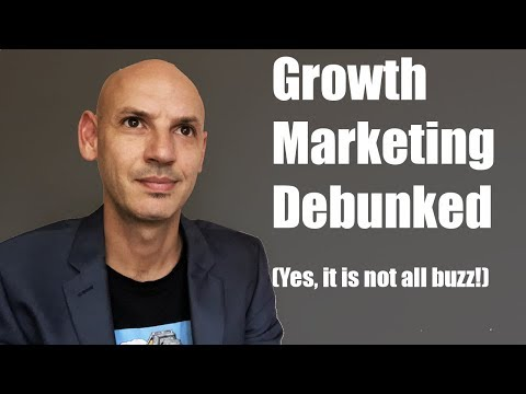 """""""Growth Hacker is the New VP of Marketing"""" Andrew Chen"""