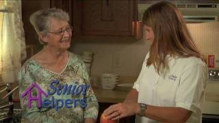 Senior Helpers In Home Health Care Santa Barbara CA Commercial 1.mov