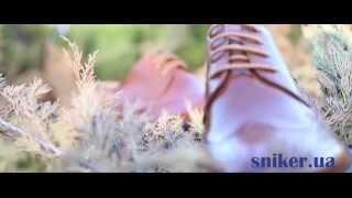 Мужские винтажные  кожаные туфли оксфорды Ample Royal(Настоящие классические туфли для настоящих мужчин. Их красота прямо пропорциональна их функциональности...., 2014-04-17T08:56:49.000Z)