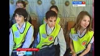 Конкурс безопасное колесо(http://vesti-sochi.tv/, 2012-05-20T10:31:02.000Z)