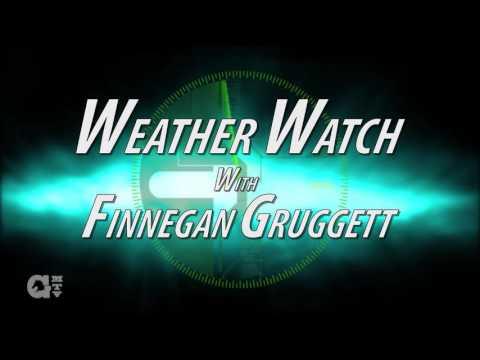 Weather Watch with Finnegan Gruggett - Skywarn Spotter Program