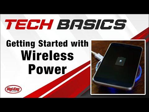 Wireless Power – Tech Basics | Digi-Key Electronics
