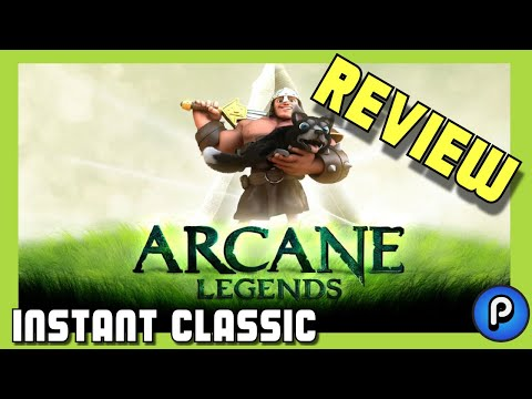 Arcane Legends Gameplay Review  - Android IOS