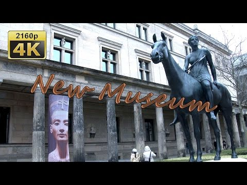 Neues Museum,  Berlin - Germany 4K Travel Channel
