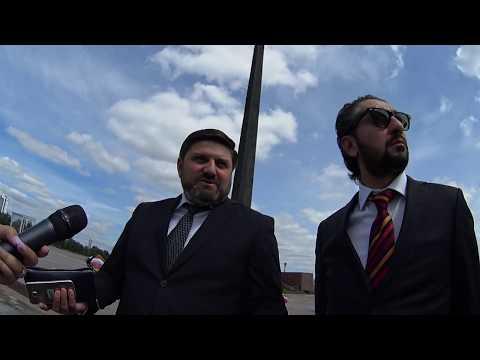 Никол Пашинян в Москве, репетиция в театре Гавит, ансамбль Арцах