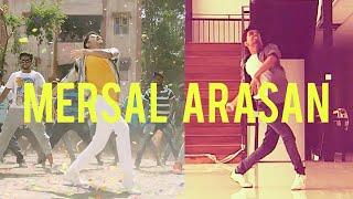 Mersal Arasan Dance Cover by a teenage boy Mersal Indian kuththu  Best Dance Cover Vijay A R Rahman
